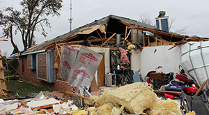 Takeaways from 2015 texas tornadoes apa the engineered for Structural fiberboard sheathing