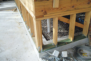 Jeffrey Harrington Homes Apa The Engineered Wood