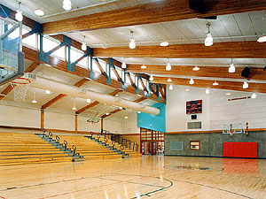 Quileute Tribal School Gymnasium