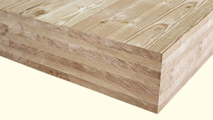 Cross-Laminated Timber (CLT)