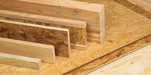 APA's family of engineered wood products