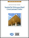 ANSI/APA 320-2012 Standard for Performance-Rated Cross-Laminated Timber