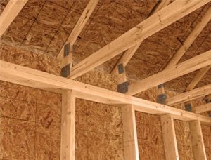 Raised Heel Trusses Apa The Engineered Wood Association