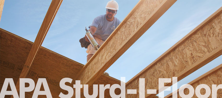 Underlayment Subfloor Apa The Engineered Wood Association