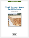 PRR-401 Performance Standard for APA Rim Boards