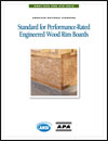 ANSI / APA PRR 410-2016: Standard for Performance-Rated Engineered Wood Rim Boards