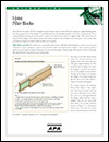 Builder Tips: I-Joist Filler Blocks