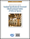 ANSI 117-2015: Standard Specification for Structural Glued Laminated Timber of Softwood Species