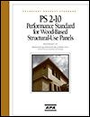 PS 2-10, Performance Standard for Wood-Based Structural-Use Panels