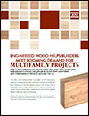 Engineered Wood Helps Builders Meet Booming Demand for Multifamily Projects