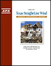 Texas Straight Line Wind Damage Assessment Report