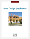 Panel Design Specification