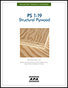 Voluntary Product Standard PS 1-19, Structural Plywood