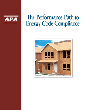 Performance Path to Energy Code Compliance