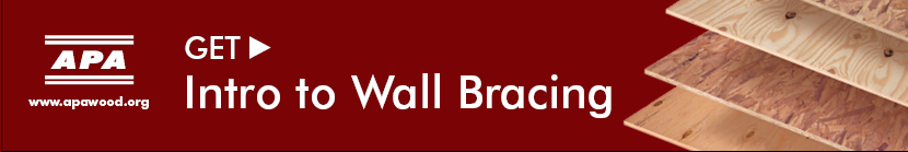 Download Introduction to Wall Bracing, Form F430