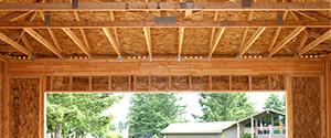 garage door headerResidential Construction  APA  The Engineered Wood Association