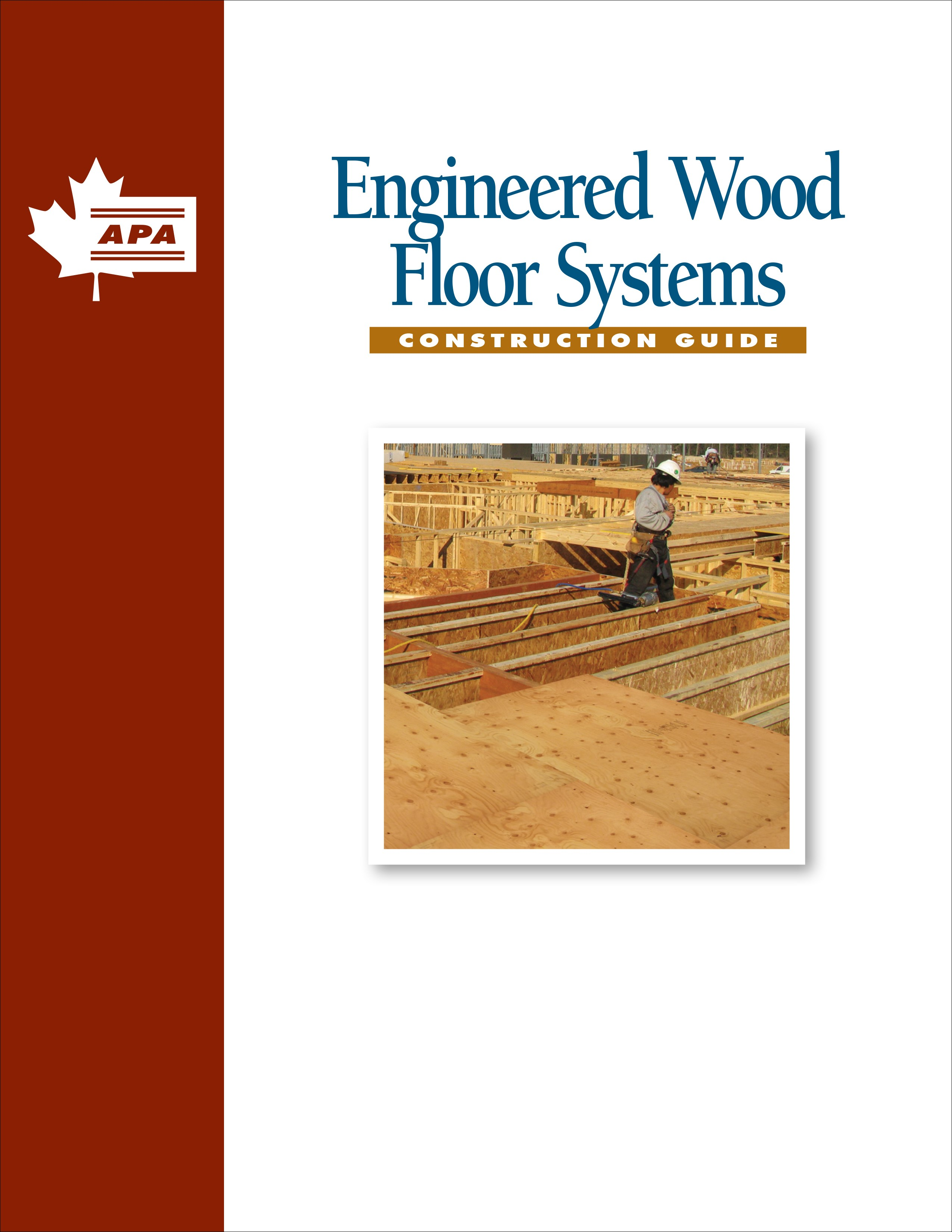 Canadian Floor Construction Guide