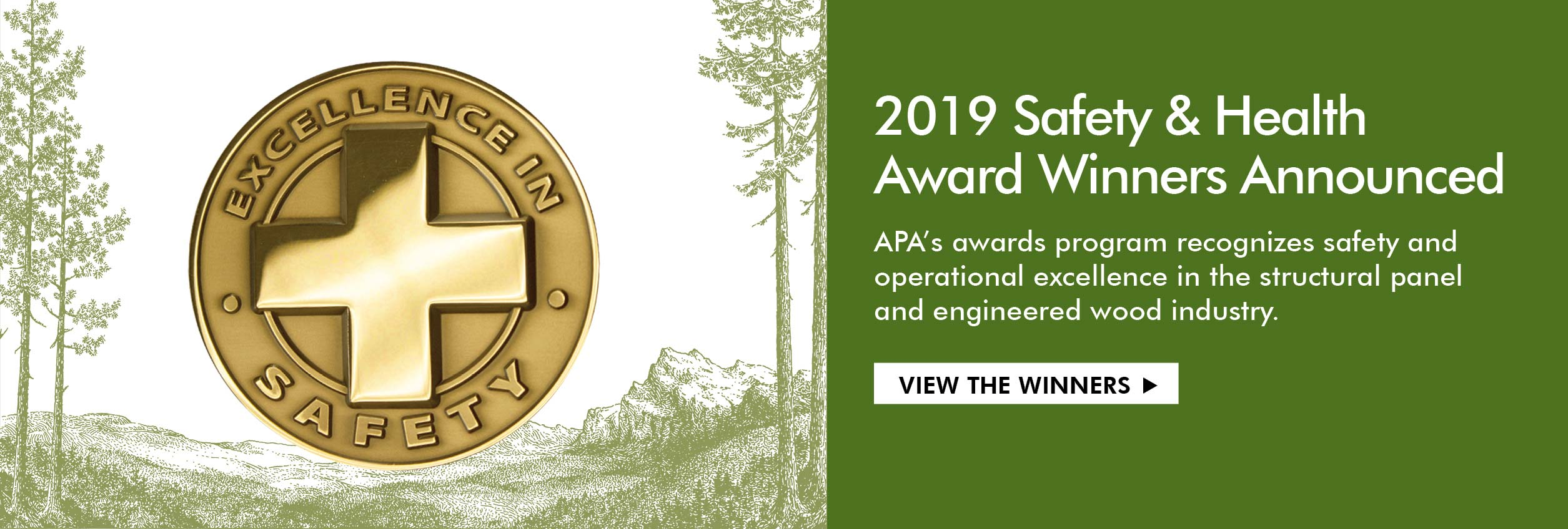 APA 2019 Safety & Health Awards