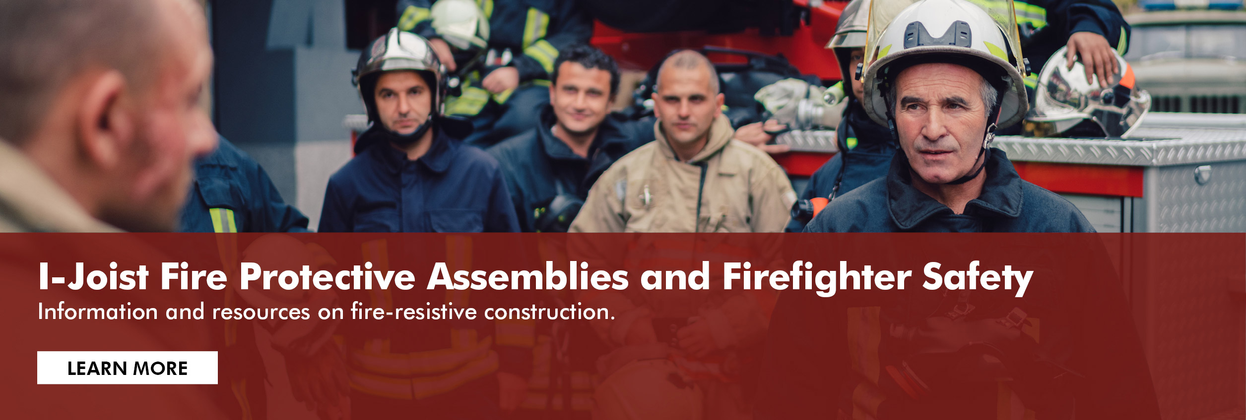 Fire-Protective Assemblies and Firefighter Safety