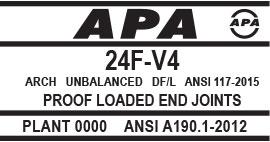 Glulam - APA – The Engineered Wood Association