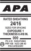 APA OSB Trademark