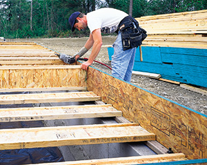 Rim Board Apa The Engineered Wood Association