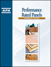 Product Guide Performance Rated Panels