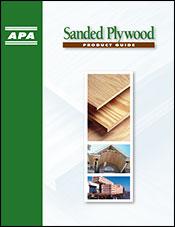 Plywood - APA – The Engineered Wood Association