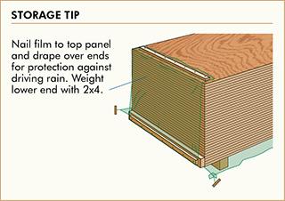 Storage Tip