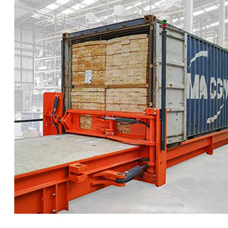 Combilift's Container Slip-Sheet