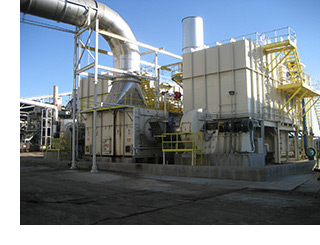 The CleanSwitch regenerative thermal oxidizer